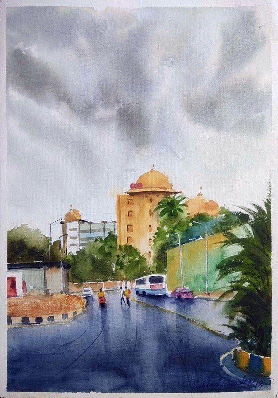 Beauty of Bangalore City 1