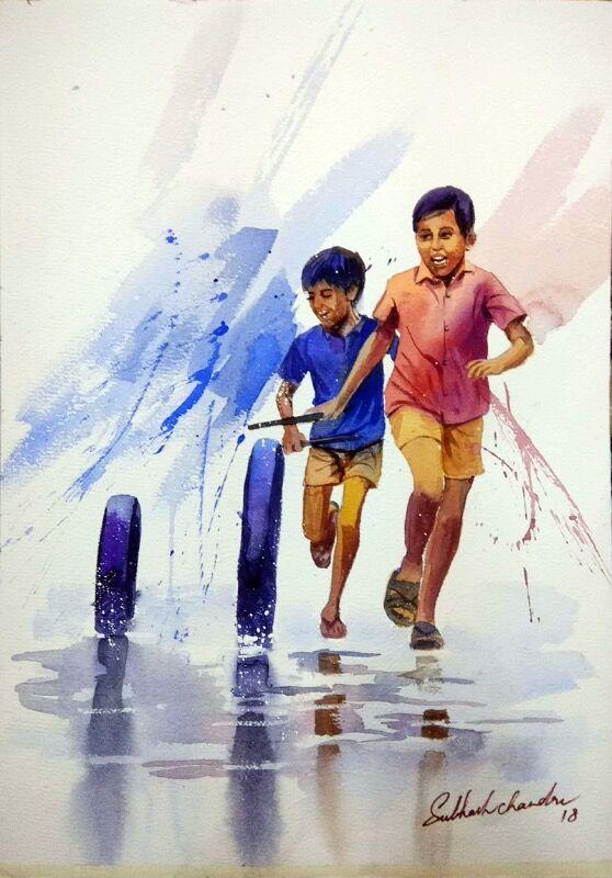Village Childhood