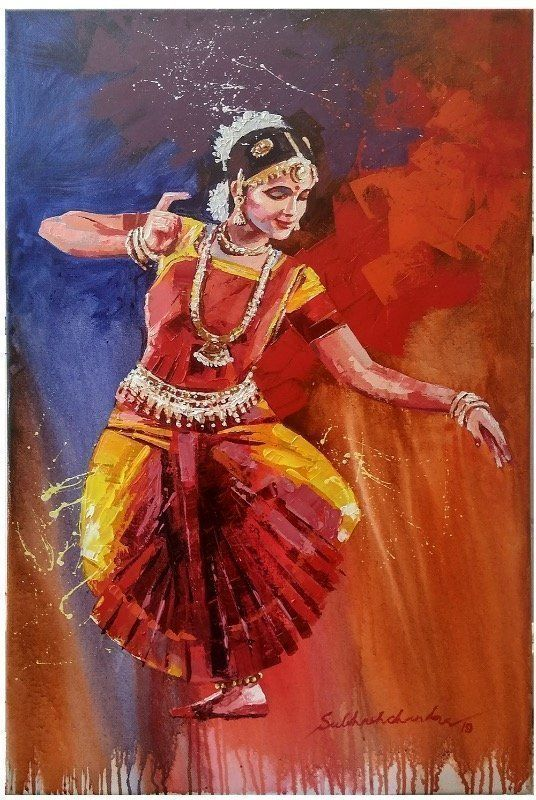 Indian Folk Dance 8