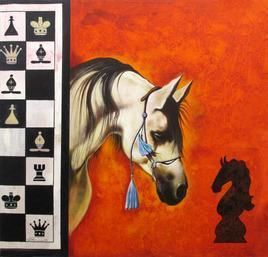 Horse In The Chess