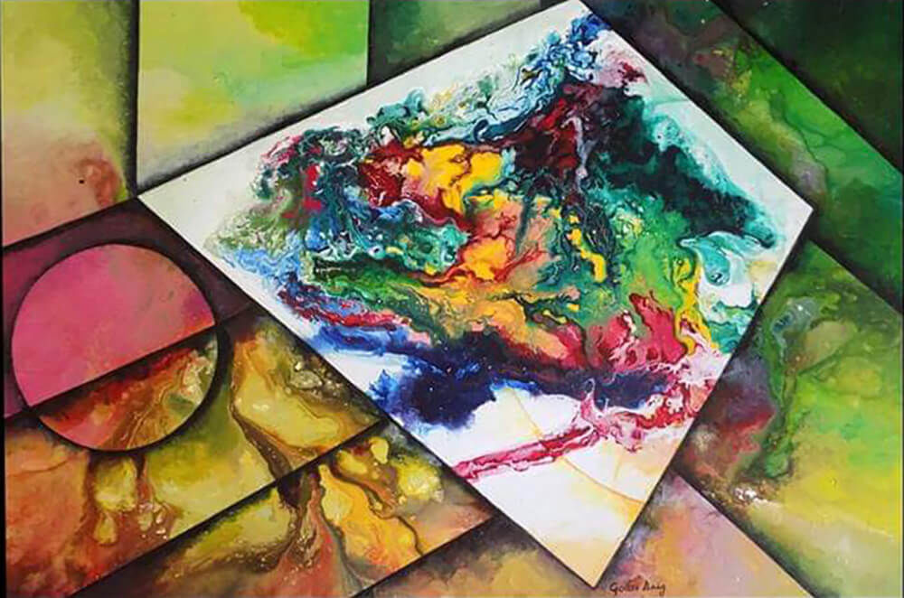 Contemporary Painting 12