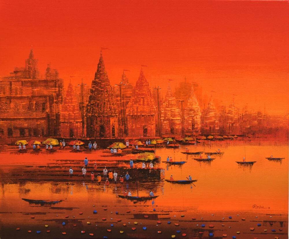 Ganga Ghats 13