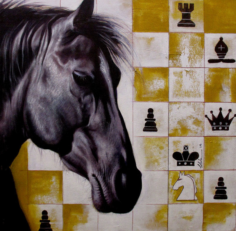 HORSE IN CHESs 1