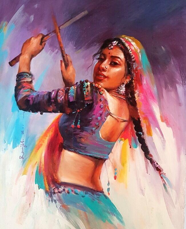Folk dancer 6