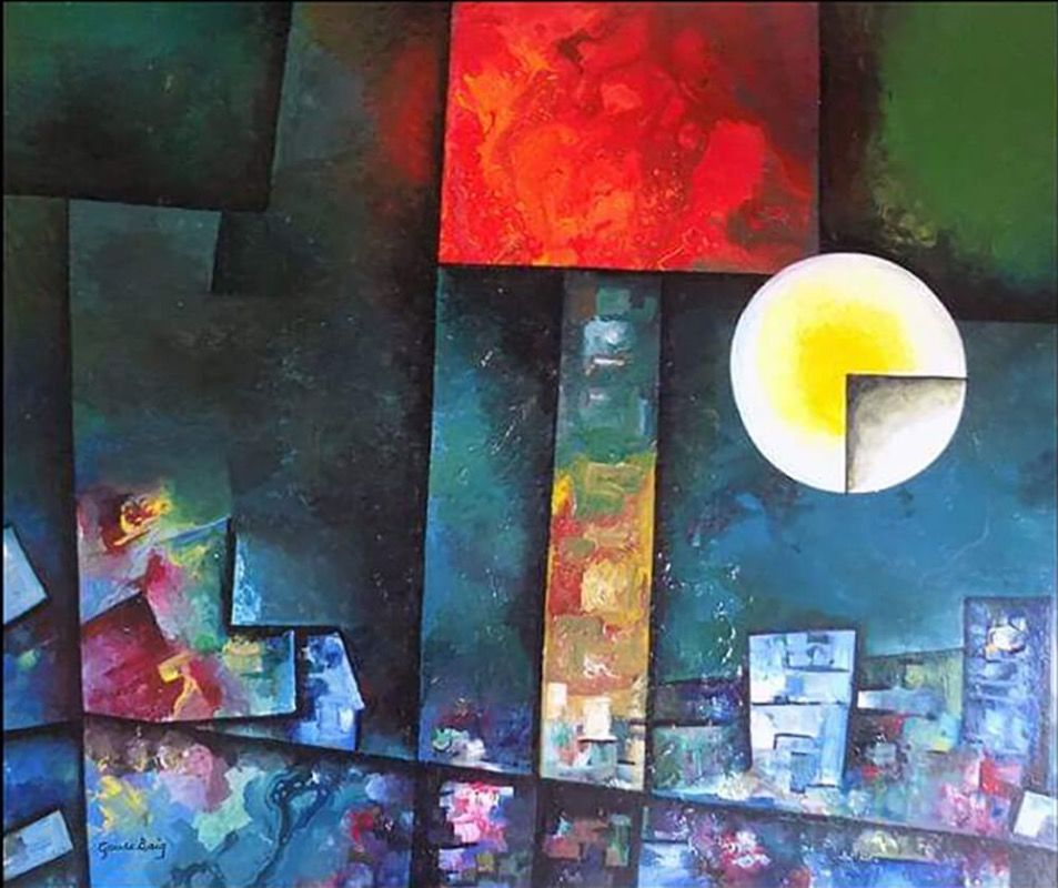 Contemporary Painting 15