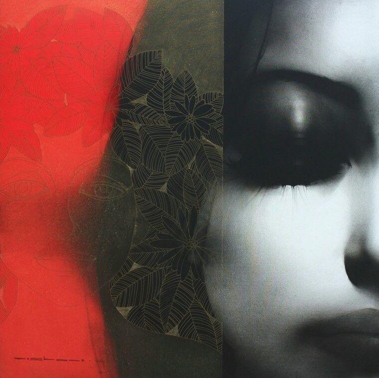 Girl in red 1