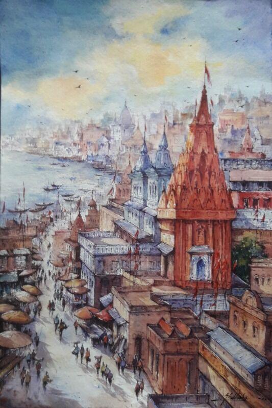 Benaras ghat-1
