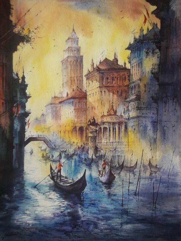 Water city -2