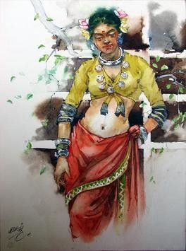Thakar Woman