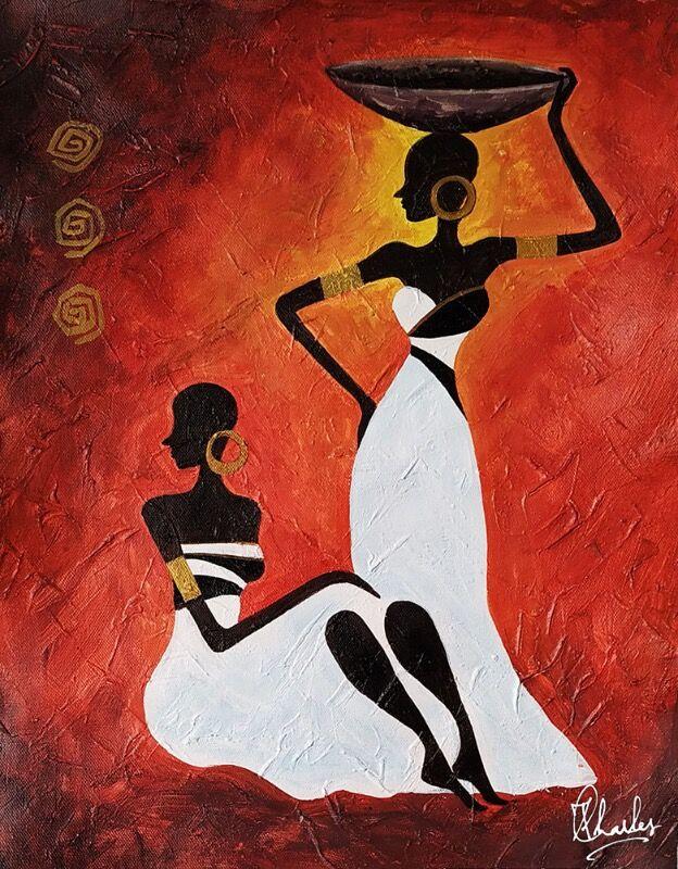 classical african art