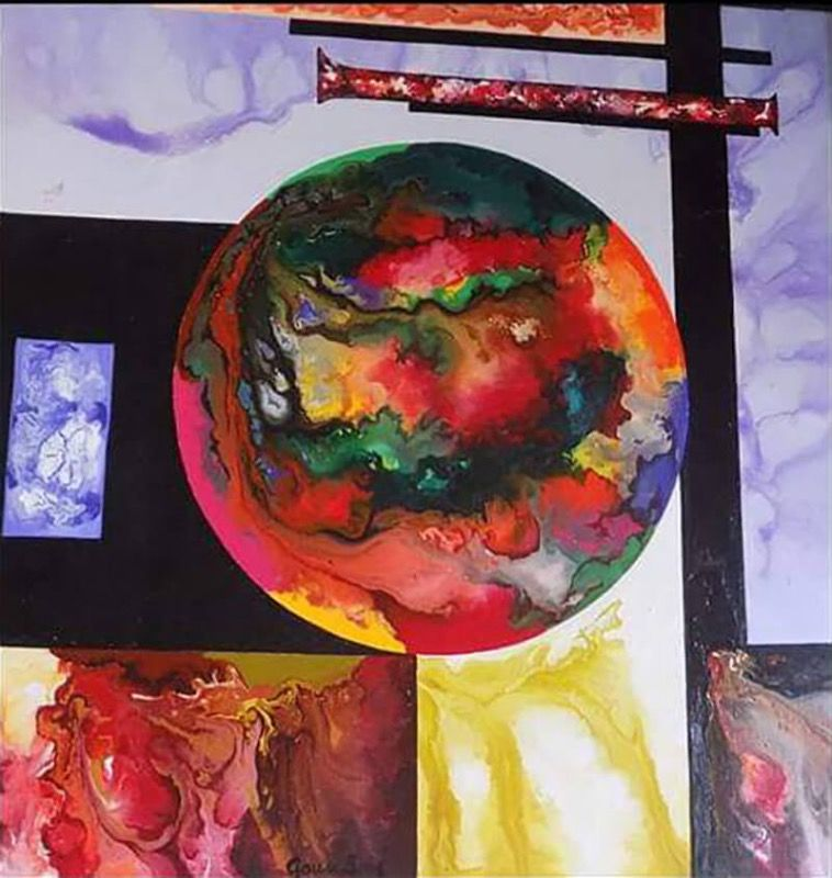 Contemporary Painting 25