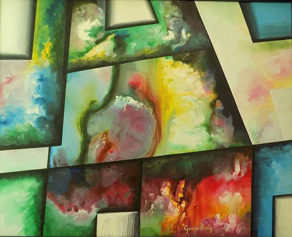 Contemporary Painting 27