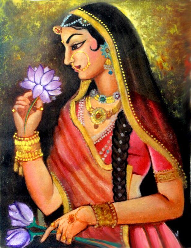Rajasthani Painting 2