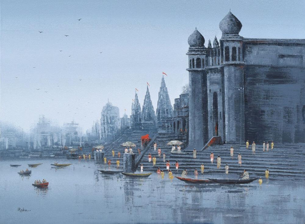 Ganga Ghats 5
