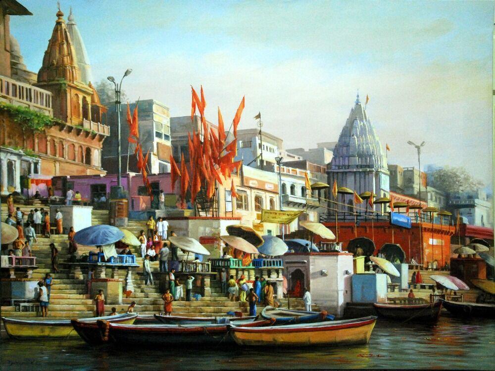 The Quintessential Varanasi