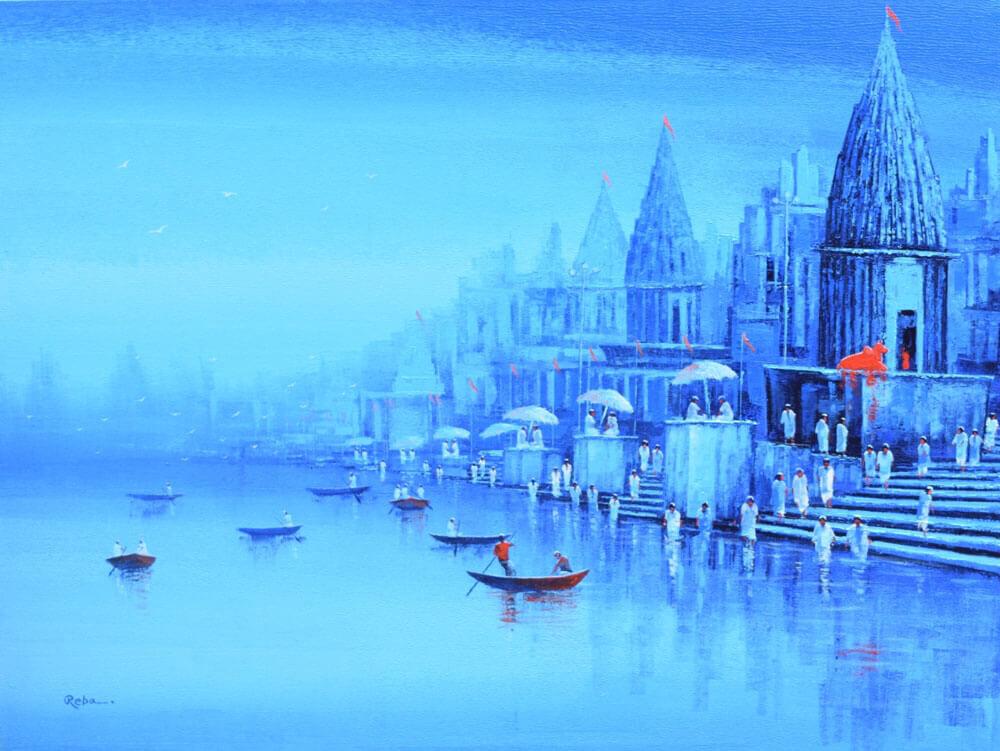 Ganga Ghats 6