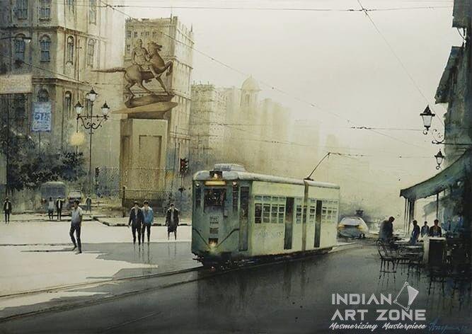 Afternoon in Kolkata