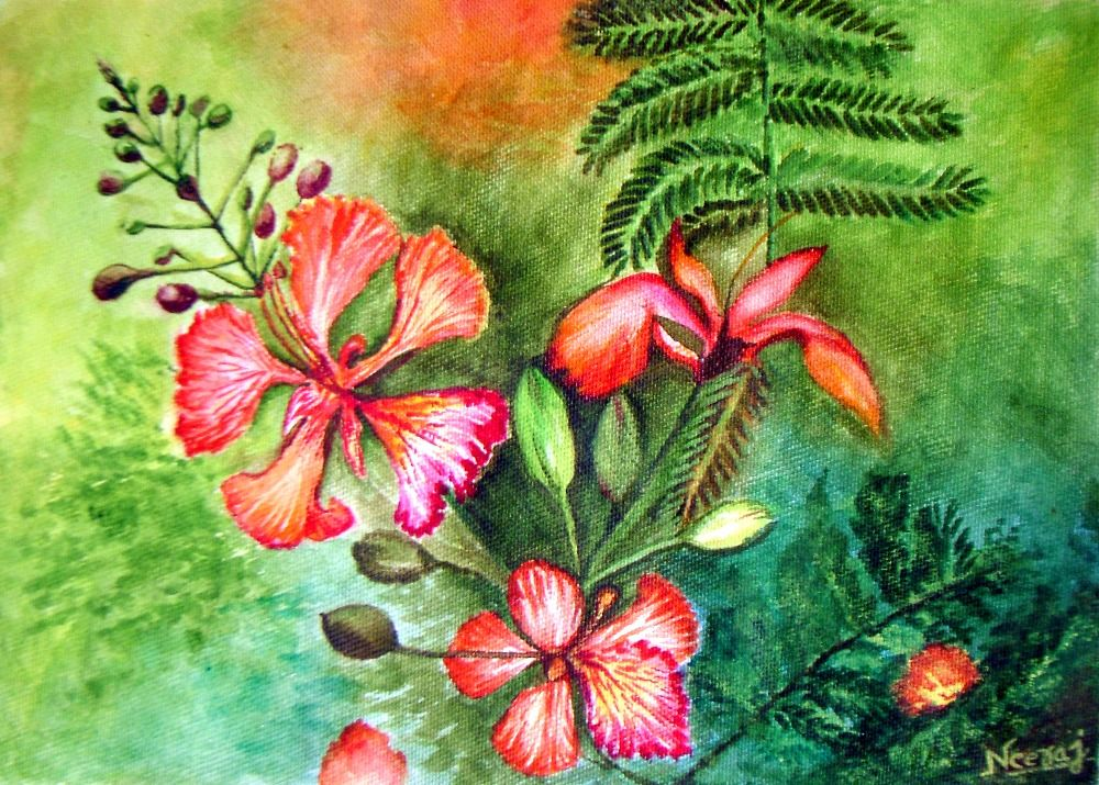 floral series 07