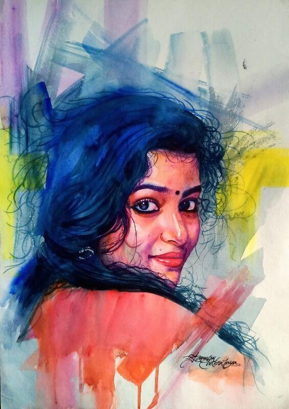 Portrait k series 1
