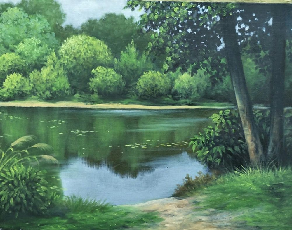 Nature Painting 8