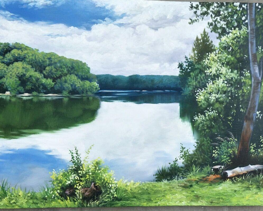 Nature Painting 3