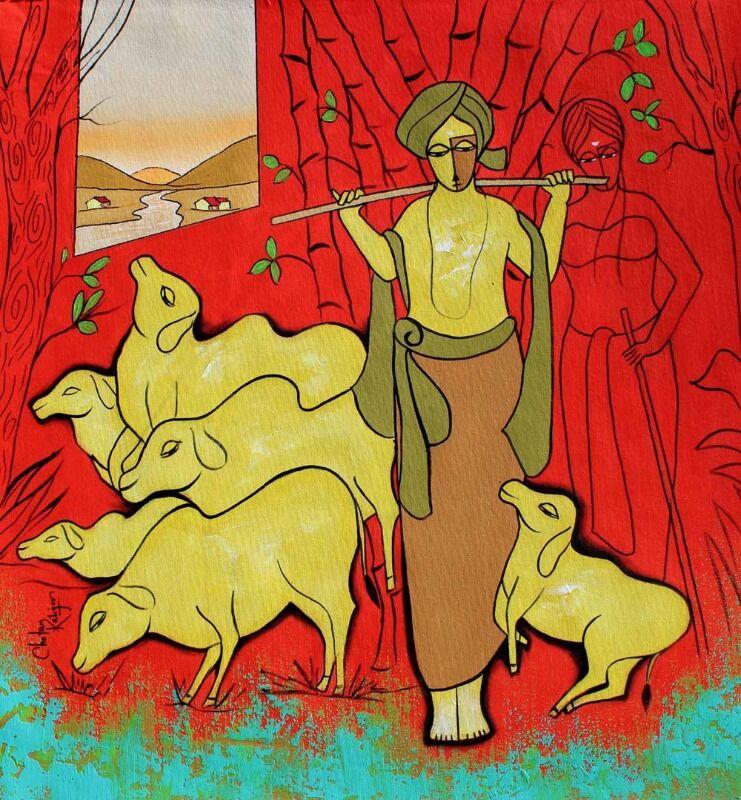 Indian Shepherd