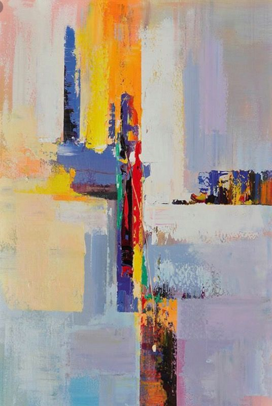 Abstract Vibrant Colors 11