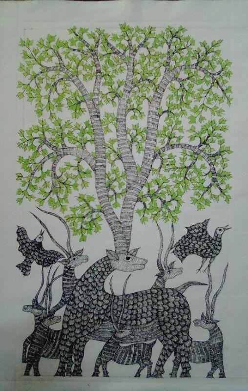animal tree 1