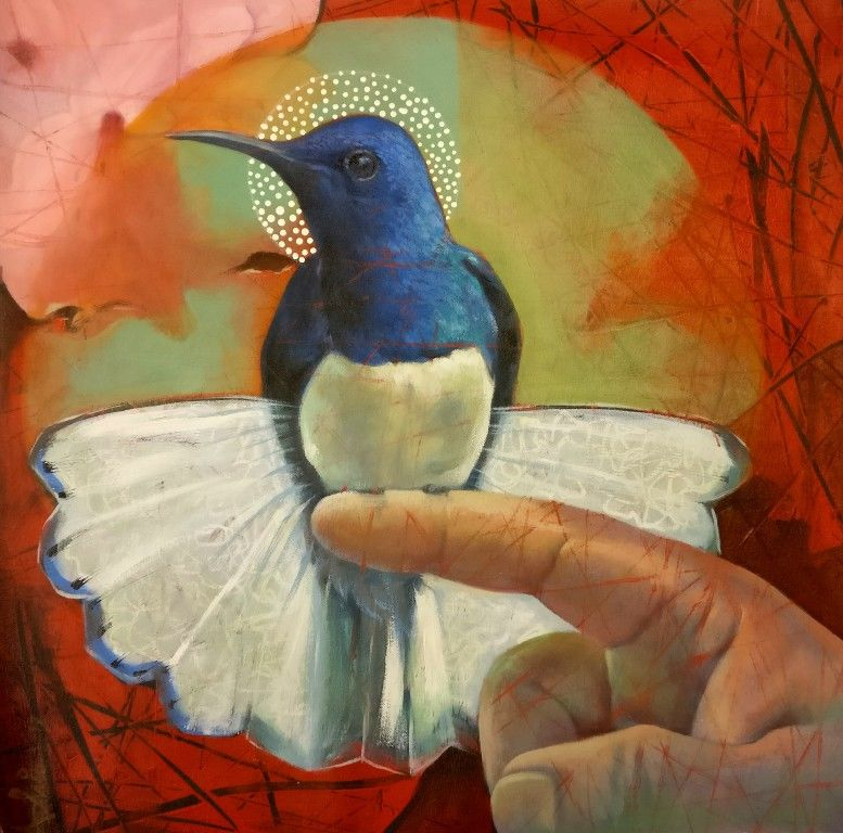 the bird 5
