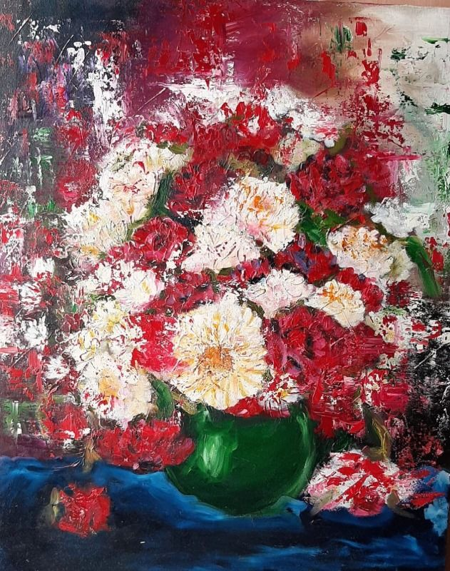 floral abstract 94