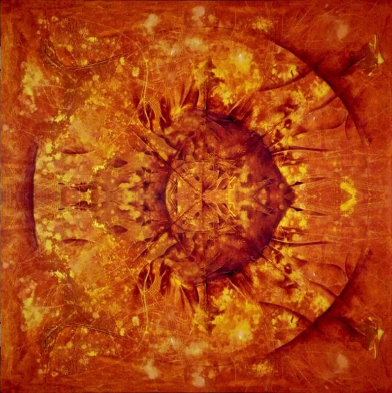 chariot of sun