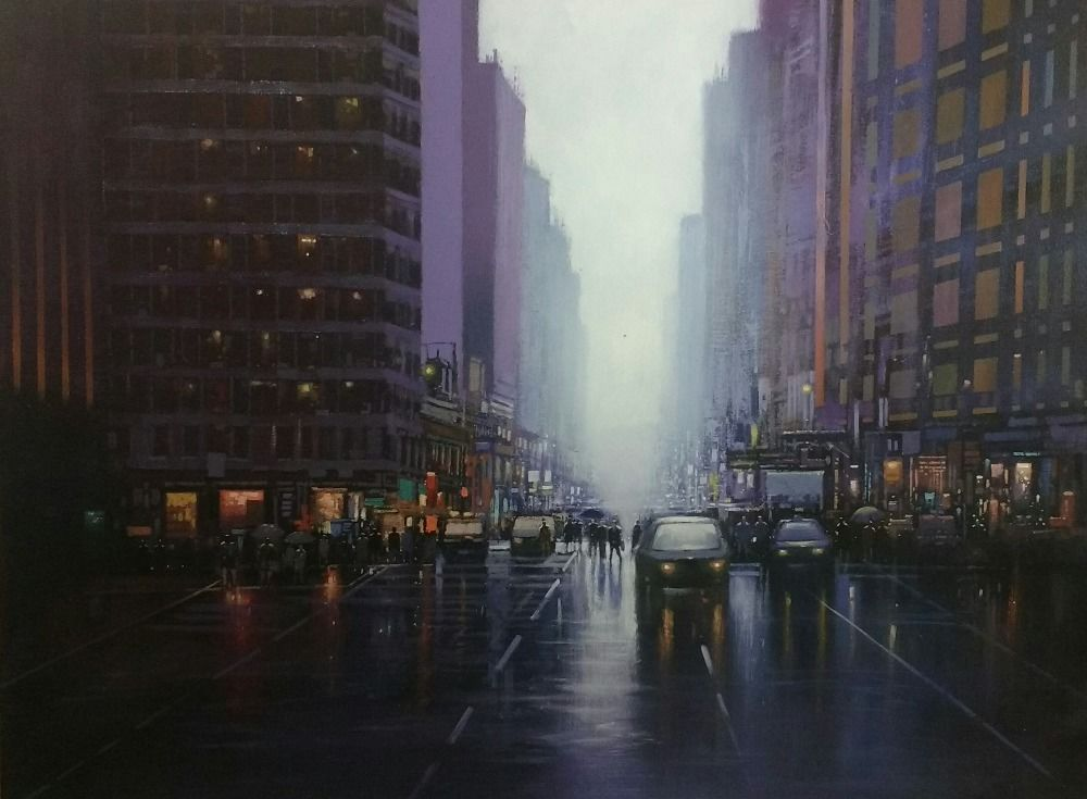 cityscape series view