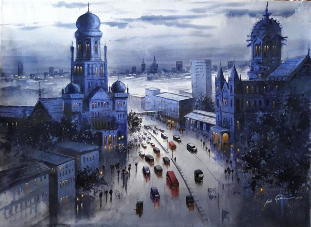cityscape series 11