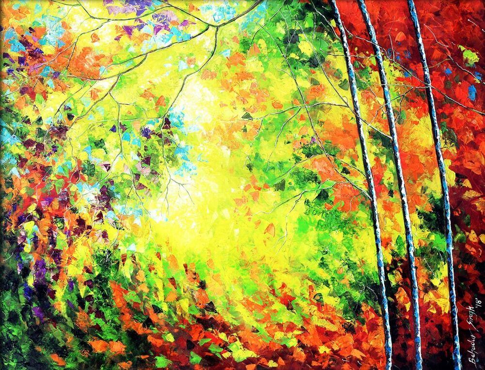 Colors of Autumn Replica