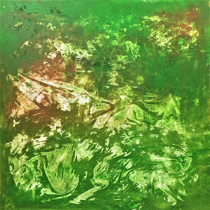 Serene Abstract 1