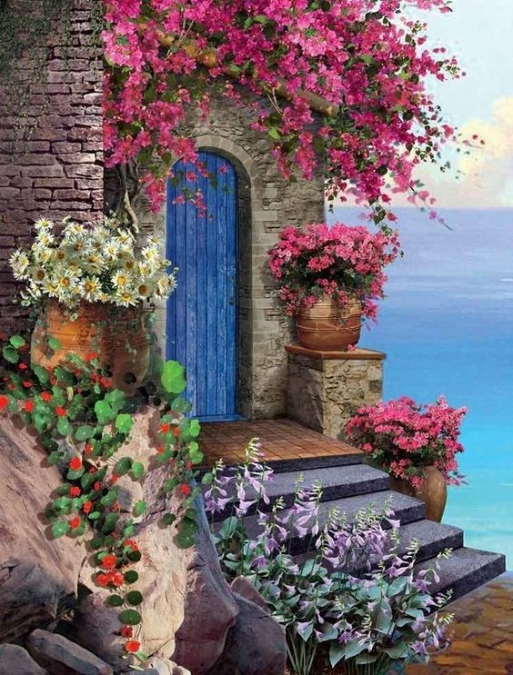 Floral Villa