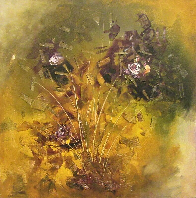 Impression of flower