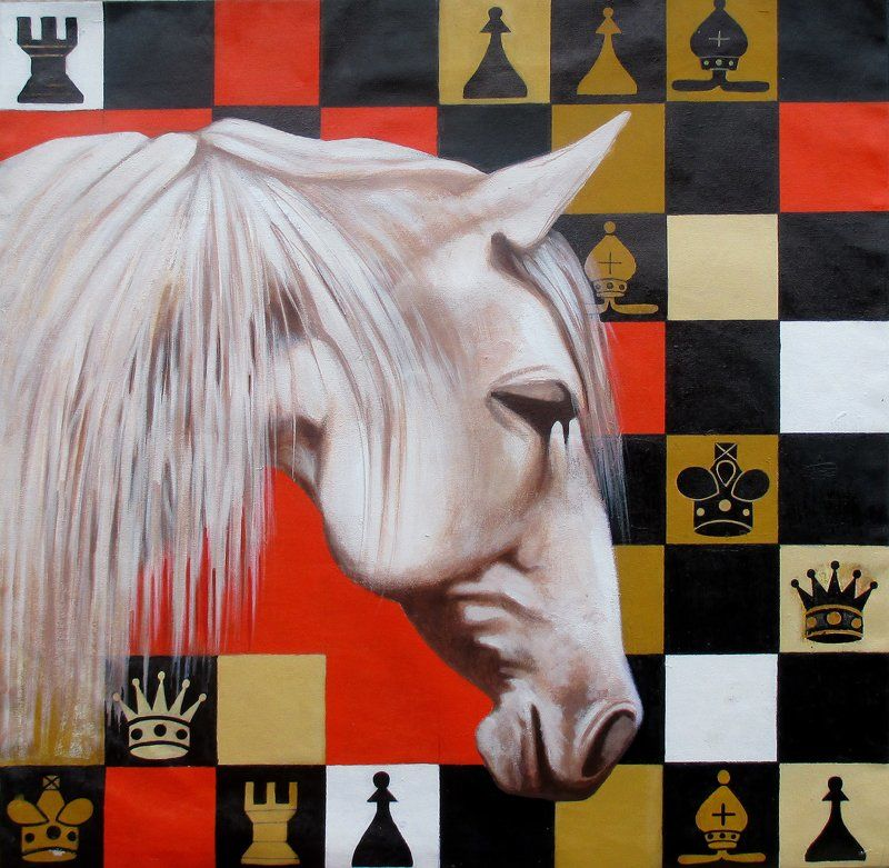 HORSE IN CHESS 5