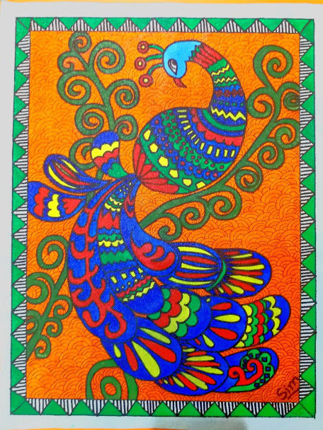 Peacock- Symbol of Love and Good Luck