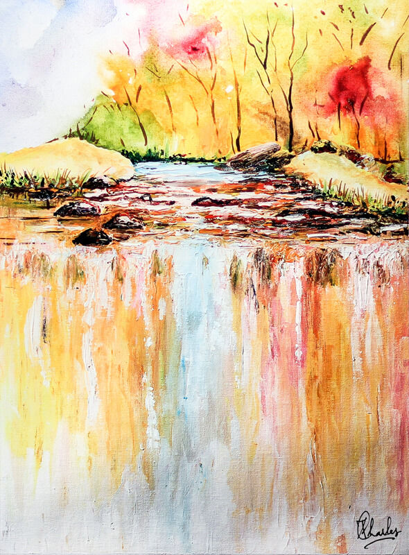 contemporary Nature painting
