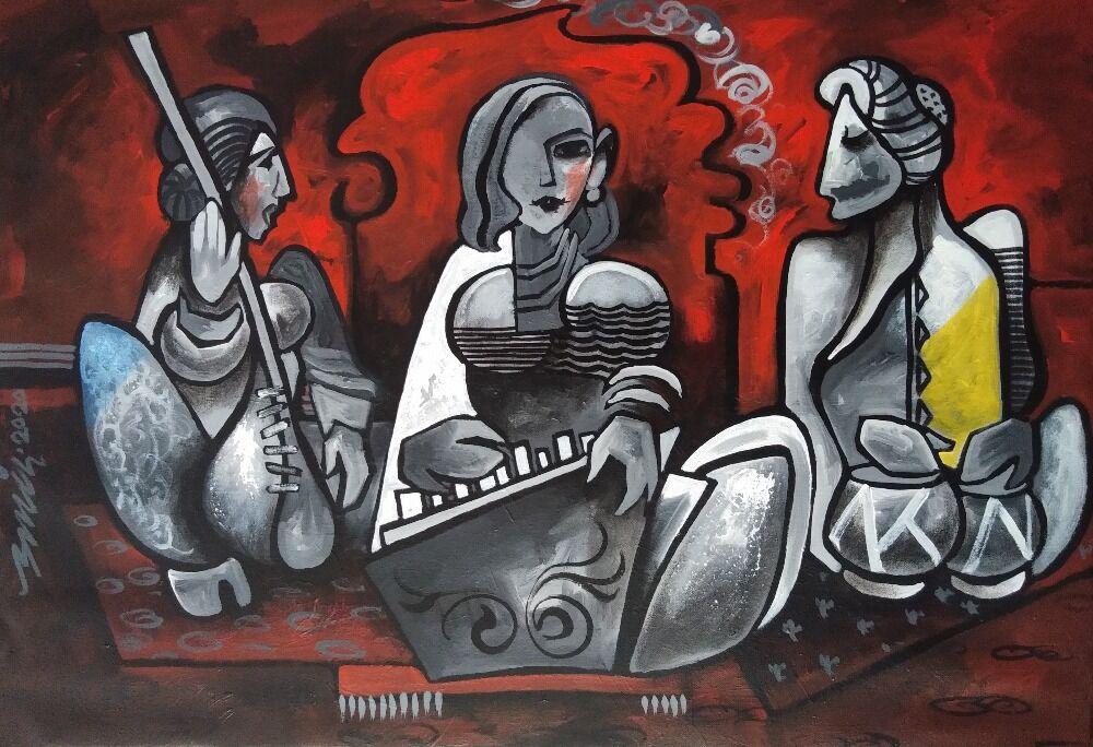 music band 13