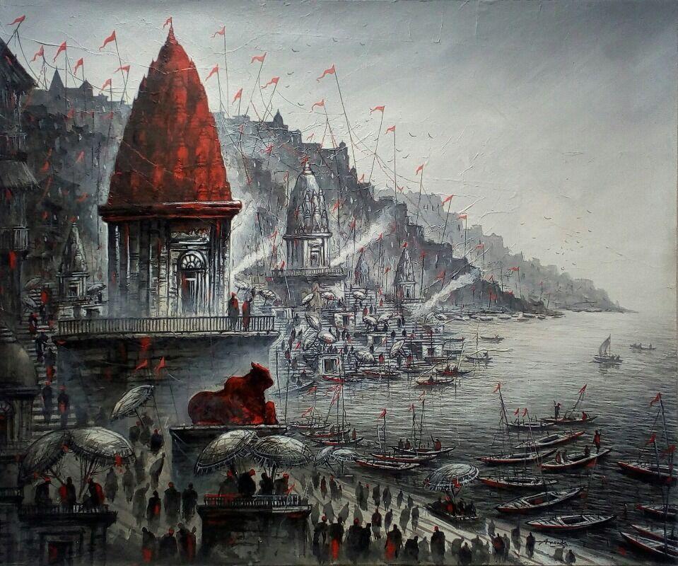 Banaras the Holy city