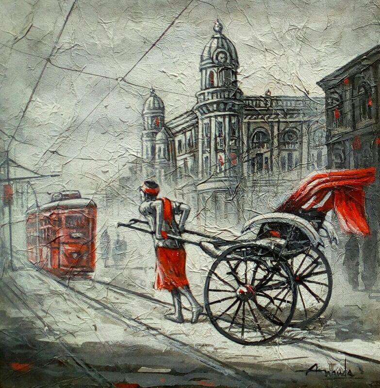 Rickshaw Puller 2
