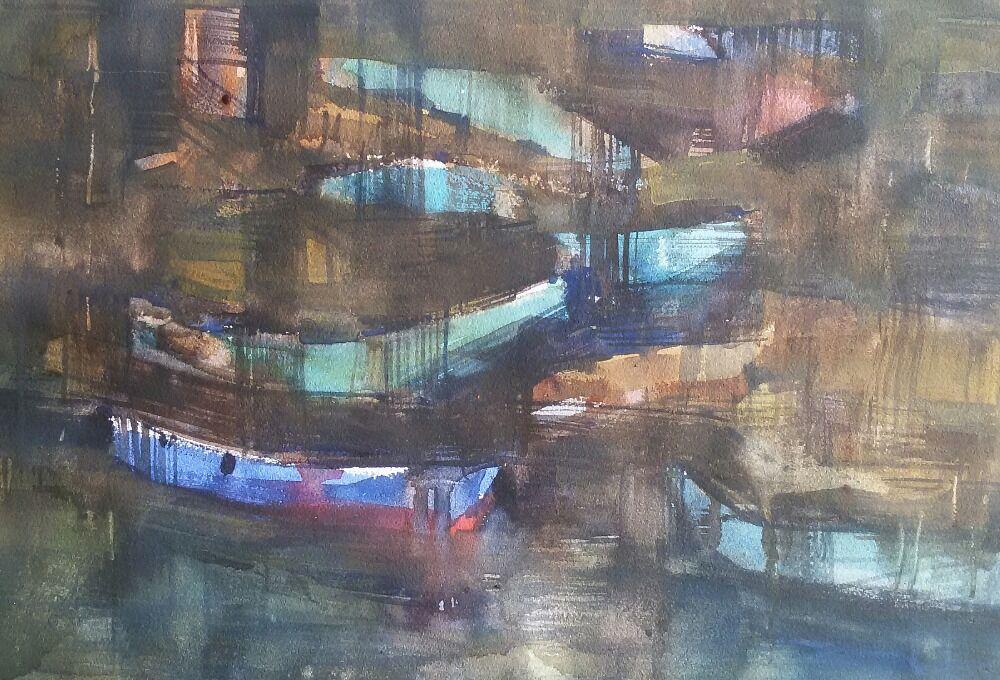 landscape watercolor 14