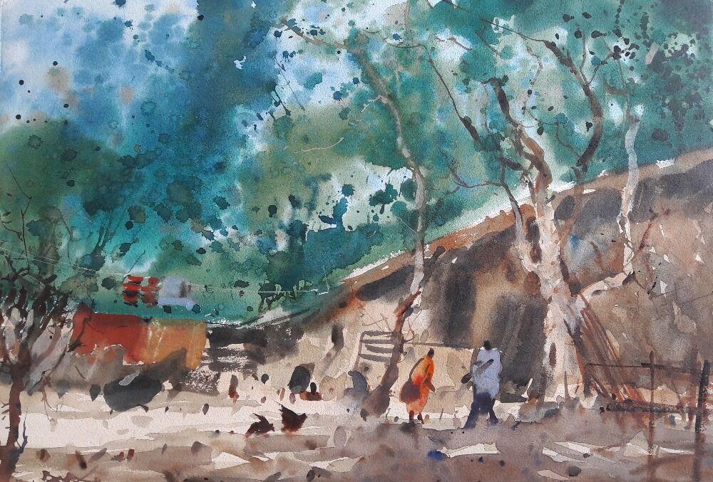 landscape watercolor 15