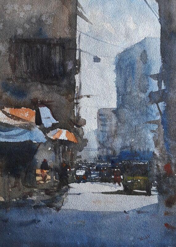 landscape watercolor 2