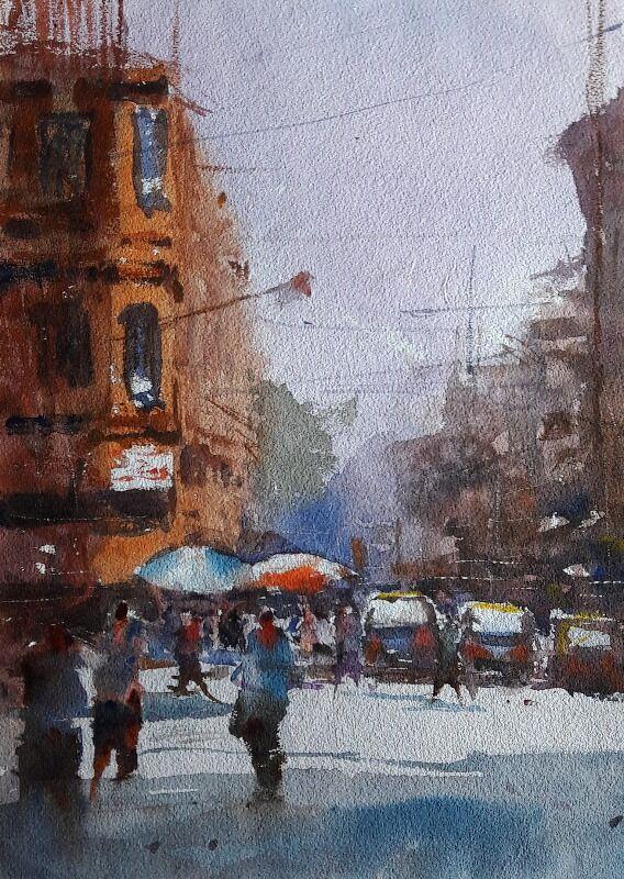 landscape watercolor 5