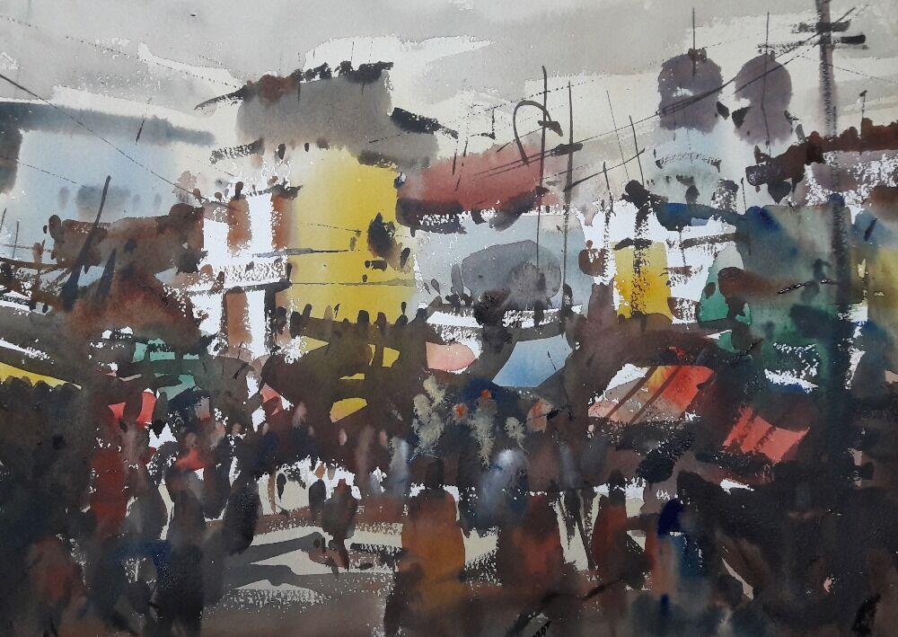 landscape watercolor 8