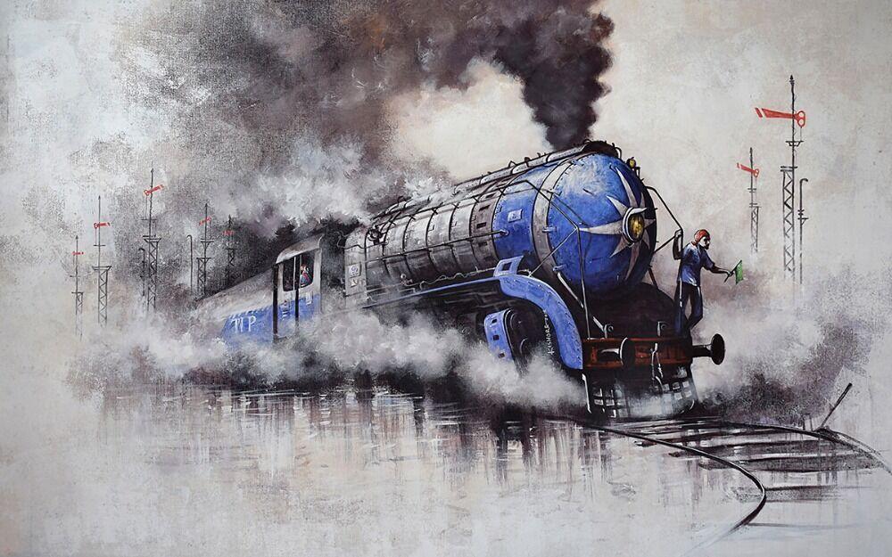 Nostalgia of Steam Locomotives_47