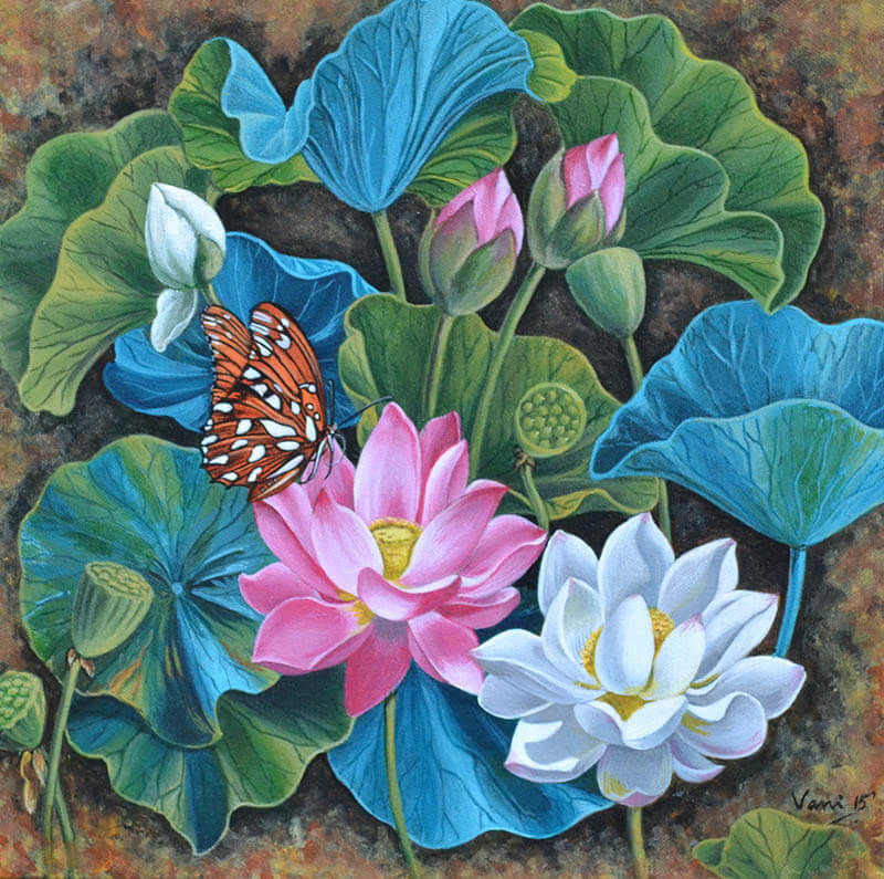 Lotus Pond 7